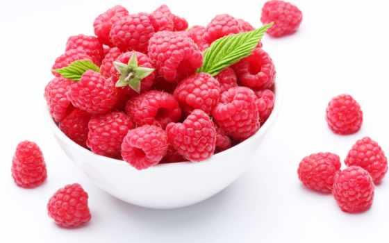 малина, ягоды, белом, fone, малины, blackberry, клубника, смородина, еда,