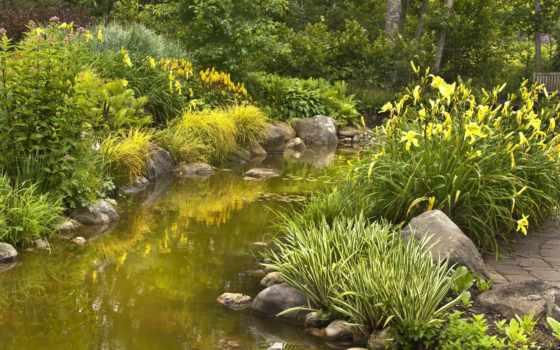 природа, tapety, kwiaty, камни, медитация, картинка, сады, pulpit, zdjęcia, zdjecia,