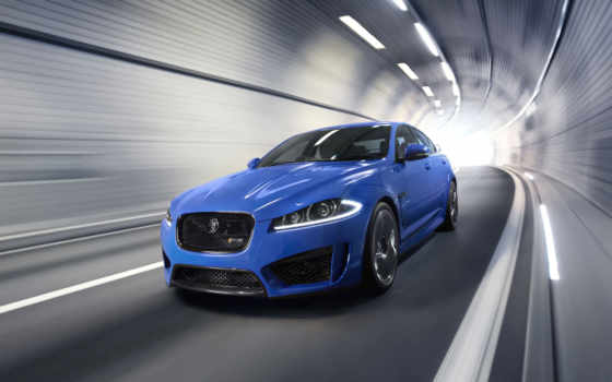 jaguar, xfr, авто, седан, фронтовой, blue,