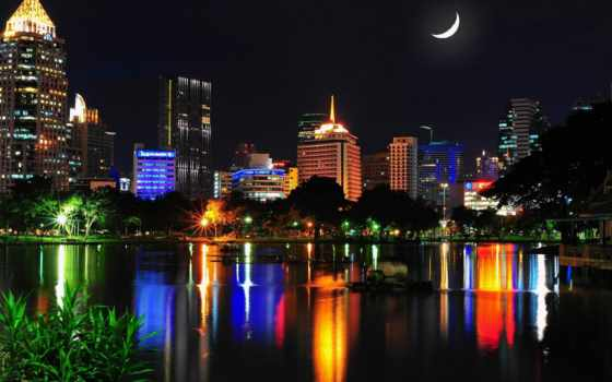 bangkok, ночь