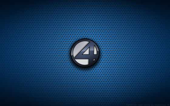 fantastic, четверо, logo