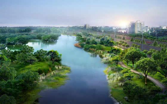 пейзажи -, каталог, china