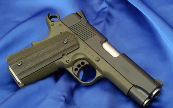 пістолет, oruzhie, пулемёт