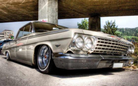 lowrider, car, авто