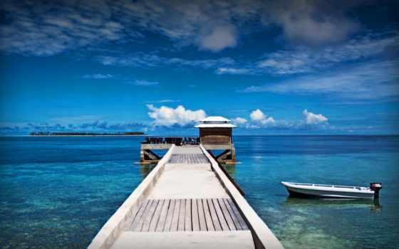wakatobi, tenggara, pantai, sulawesi, ди, азия, wisata, ocean, eksotis, рай,