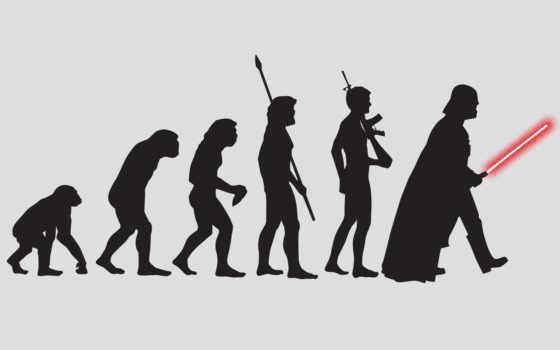 эволюция тёмной стороны