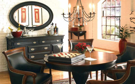 интерьер, мебель, гостиной
