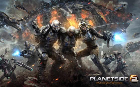 planetside, sony, beta, online, янв, июнь, playstation,
