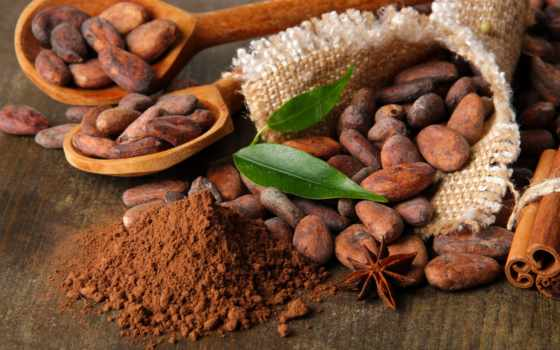 какао, бобы, цены