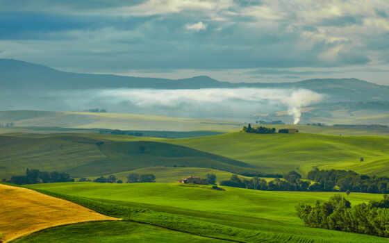 toskannyi, небо, permission, картинка, available, тематика, поле, tuscany, взгляд, комментарий