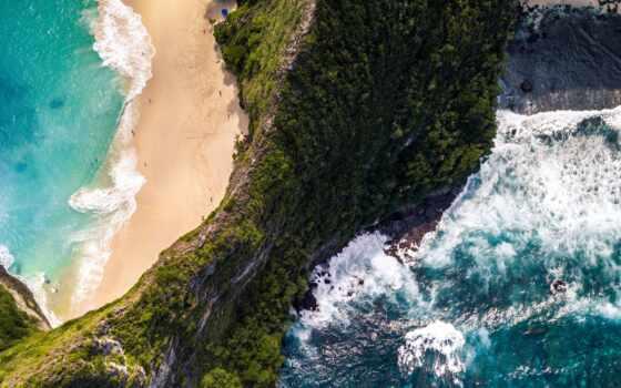 пляж, море, klippe, mobile, smartphone, summer, random, popularity