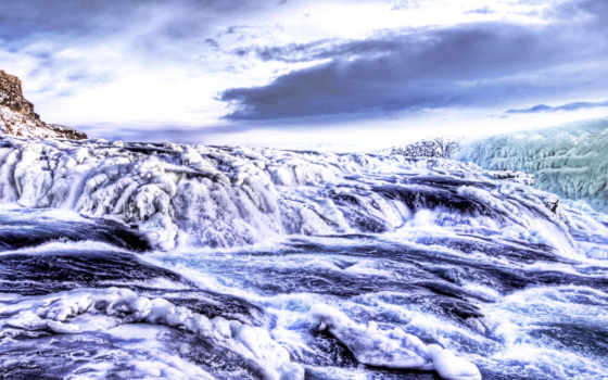 iceland, hdr