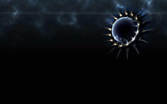 pearl, thorny, flower, blume, dornige, desktop,