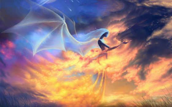 изображение, dragon