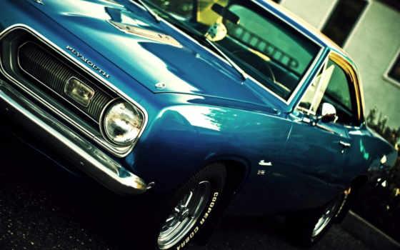 muscle, кар, plymouth, barracuda, other, car, авто, фронтовой, марки,