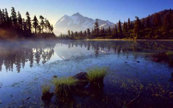park, national, природа, горы, озера, reki, озеро, моря, eli, туман,