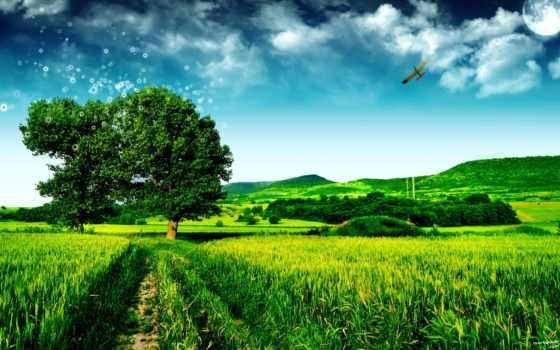 tapety, дверь, дороги, lincolnshire, walkers, krajobraz, самолеты, уже,