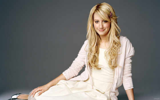 ashley, tisdale, background