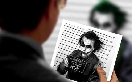joker, бэтмен, совершенно