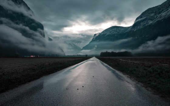 oblaka, uplifting, портале, sibnet, trance, ролик, смотрет, video, горы, дорога,