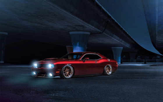 dodge, challenger, muscle, cars, американский, car, avant,