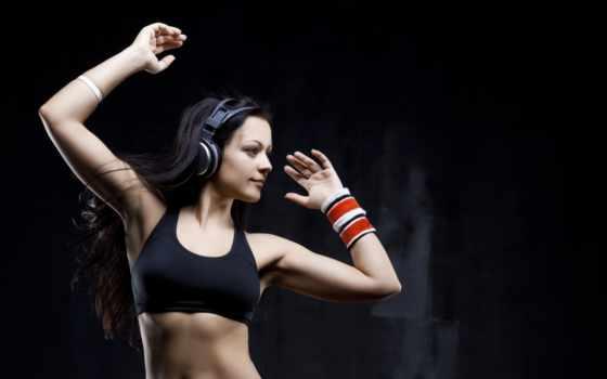 dance, музыка, headphones