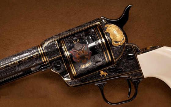 револьвер ретро