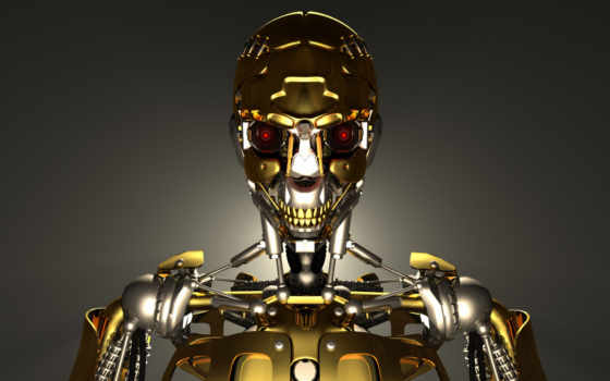 cyborg, robot, канал