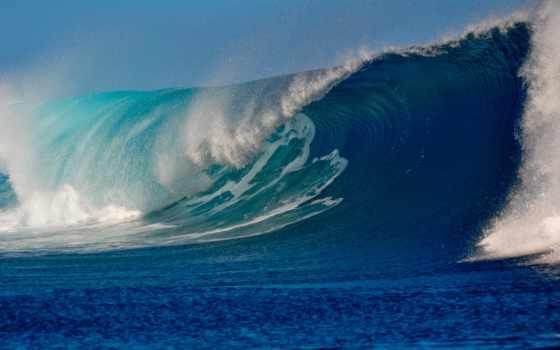 волна, море, пенка Фон № 77137 разрешение 2560x1440