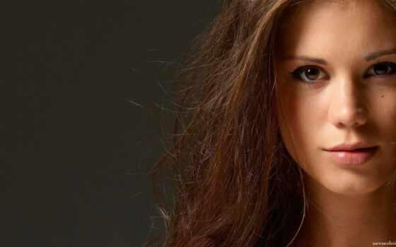 caprice, little, модель, девушка, лицо, portrait,