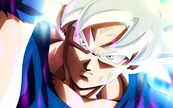 goku, ultra, instinct, мяч, дракон, супер, mastered, anime,