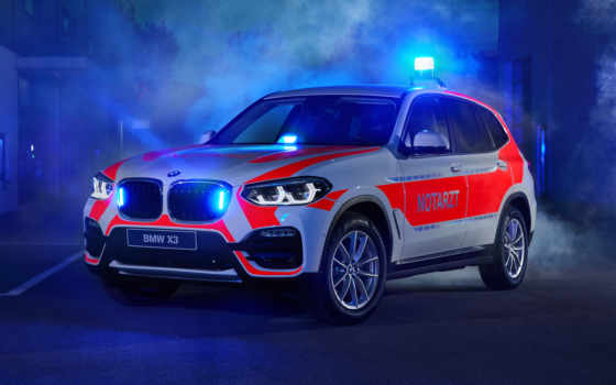 bmw, emergency, rettmobil, new, vehicle, der, огонь, ambulance,