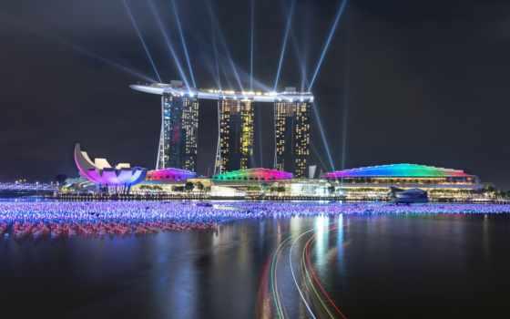 singapore,  hotel, night