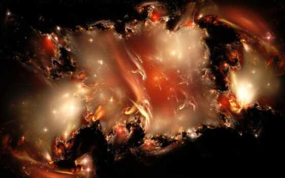 nebula, kosmos, art, tumannost, kari, космос