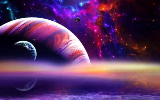 космос, планеты Фон № 24709 разрешение 1920x1200
