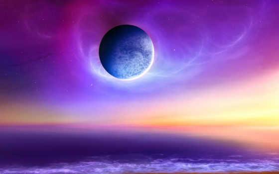 cosmos, море, тема