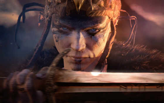 hellblade, игры, выйдет, senua, ninja, sacrifice, game, theory, video,