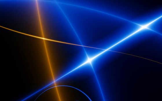 neon, линии, streaks, rays,