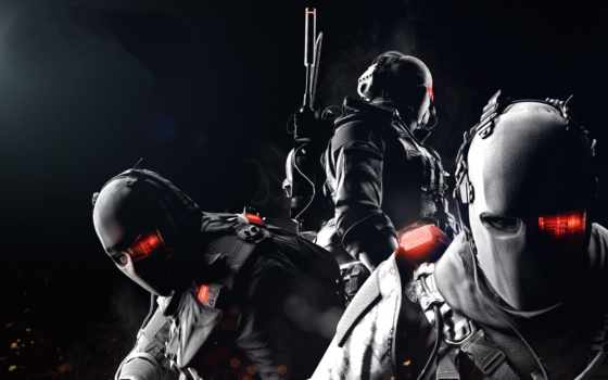ghost, recon, clancy, tom, phantoms, online, игры, военные,