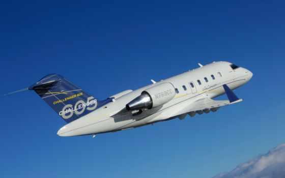 самолеты, challenger, авиация