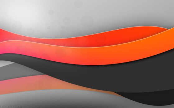 оранжевый, desktop, grey, серый,
