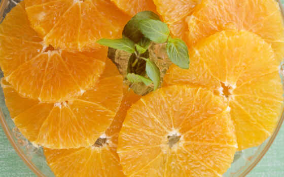 oranges, food