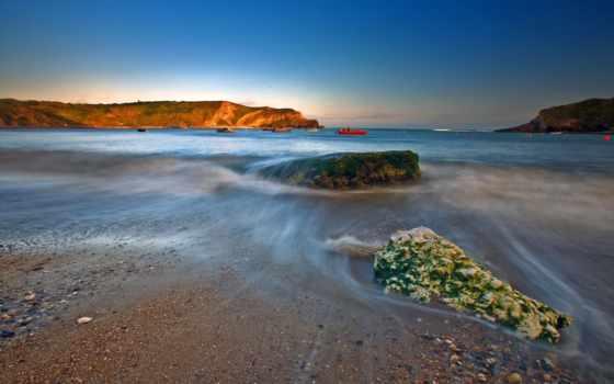 волна, water, морская, камни, best, природа, коллекция, море,