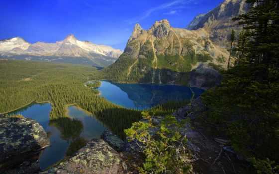 природа, супер, горы, озера, леса, красивые, кадры, naderi,