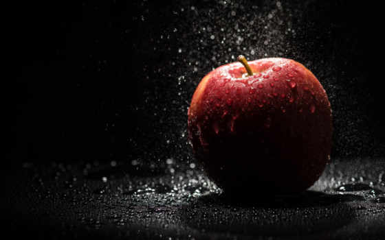 apple, desktop, resolutions, mobile, droplets, drops, брызги,