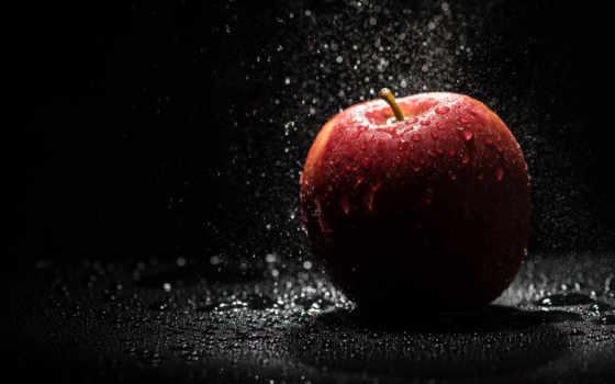apple, desktop, resolutions, mobile, droplets, drops, брызги,