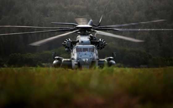 , stallion, море, sikorsky, вертолет, heavy, транспорт, супер,