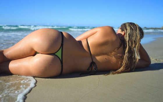 sexy, песок