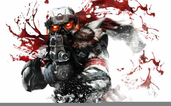 killzone, игры, game, другие, военные, оружие,