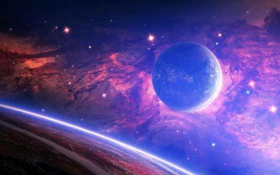 cosmos, planet, ipad, свет, browse, пятна, звезды, небо, art, млечный,